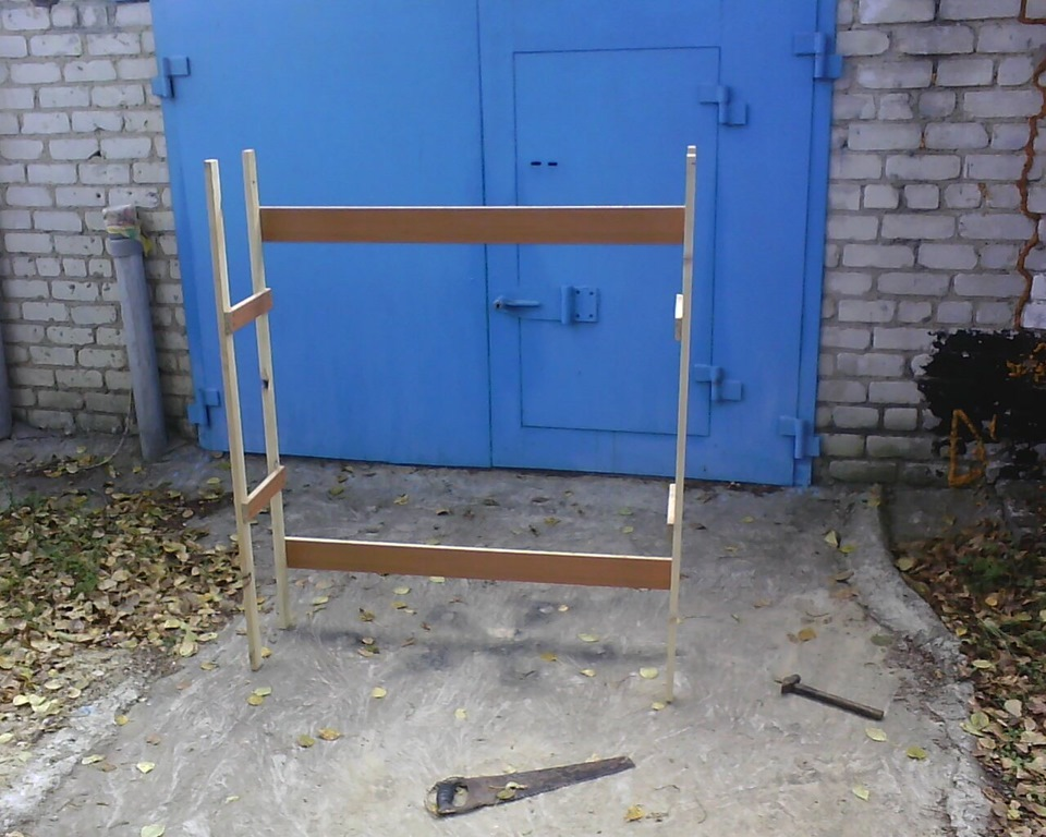 Мебель своими руками в гараже