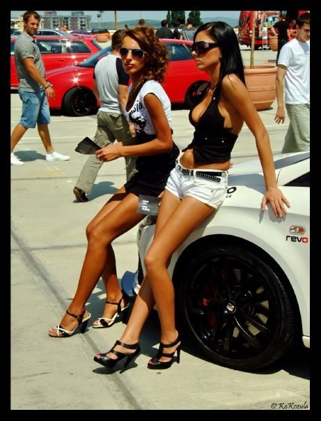 Vw Audi Girls Aka V A G
