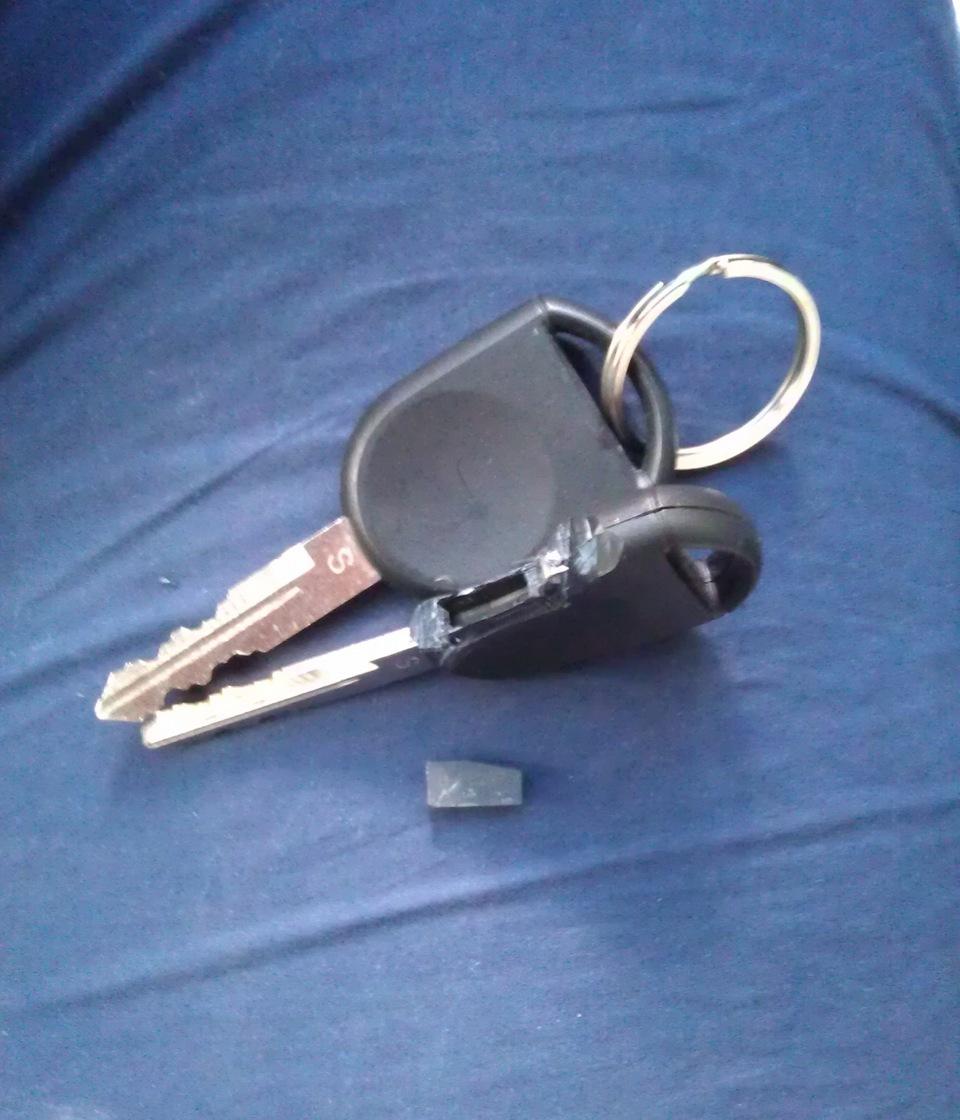 Как сделать оригинал ключа