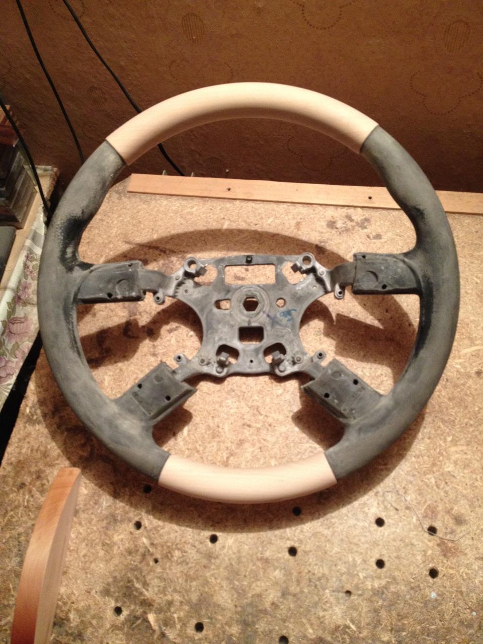 Выравнивание руля автомобиля своими руками 60