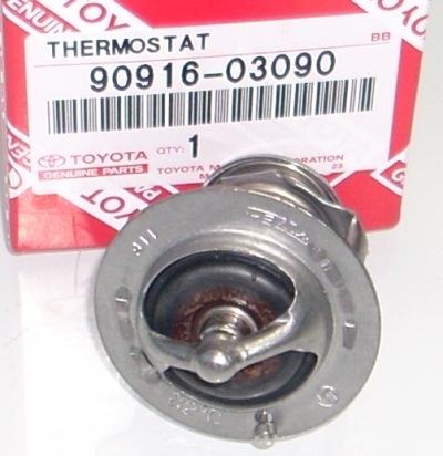 Как заменить термостат на тойота харриер