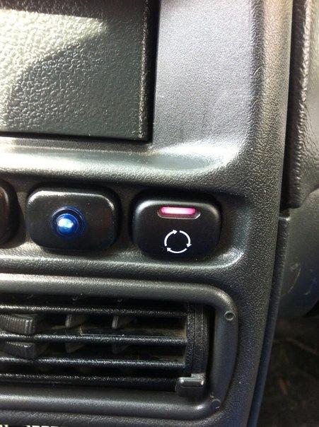 Замена кнопки на ваз 2114