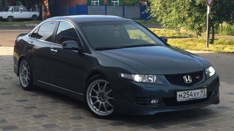 Модель авто honda accord была выпущена одноименным концерном