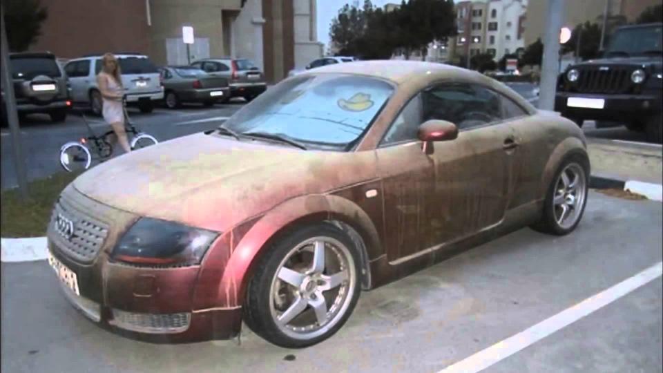 заброшенные машины в дубае фото