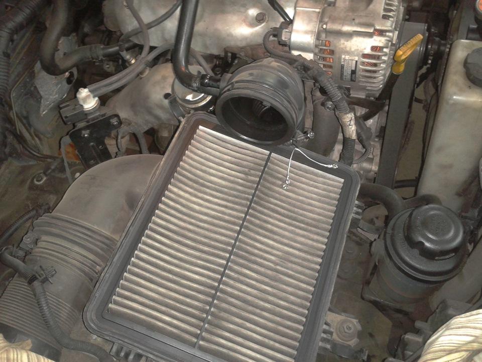 как поменять турбину на киа соренто дизель