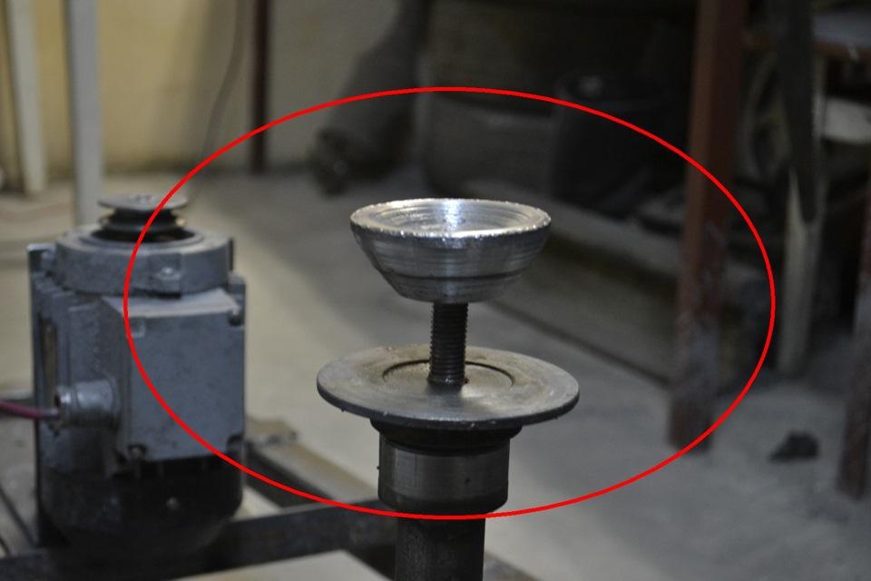 Станок для полировки металла своими руками