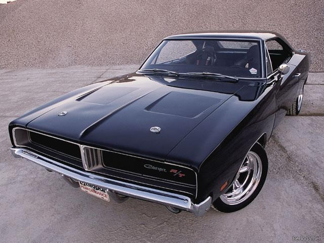 додж чарджер 1969