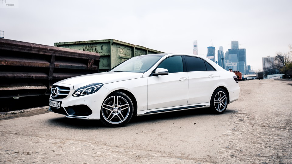 Mercedes benz e class e500 a m g drive2 for Mercedes benz e class e500