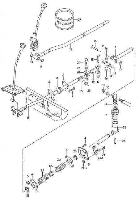 Рис. 2 — Механизм кулиси.
