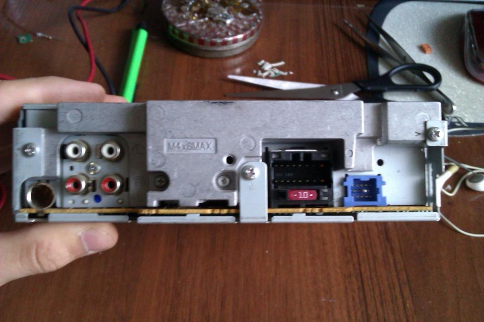 Скачать инструкцию к автомагнитоле pioneer deh p4850mp