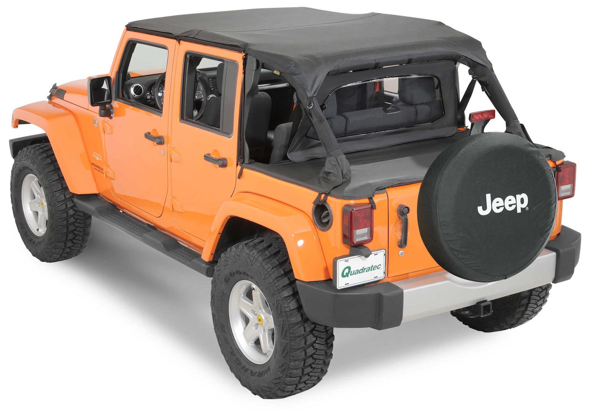Bestop Charcoalgray Traditional Bikini Top Jeep Cj