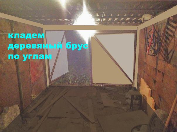 Дизайн железного гаража резиновый пол для гаража купить в саратове
