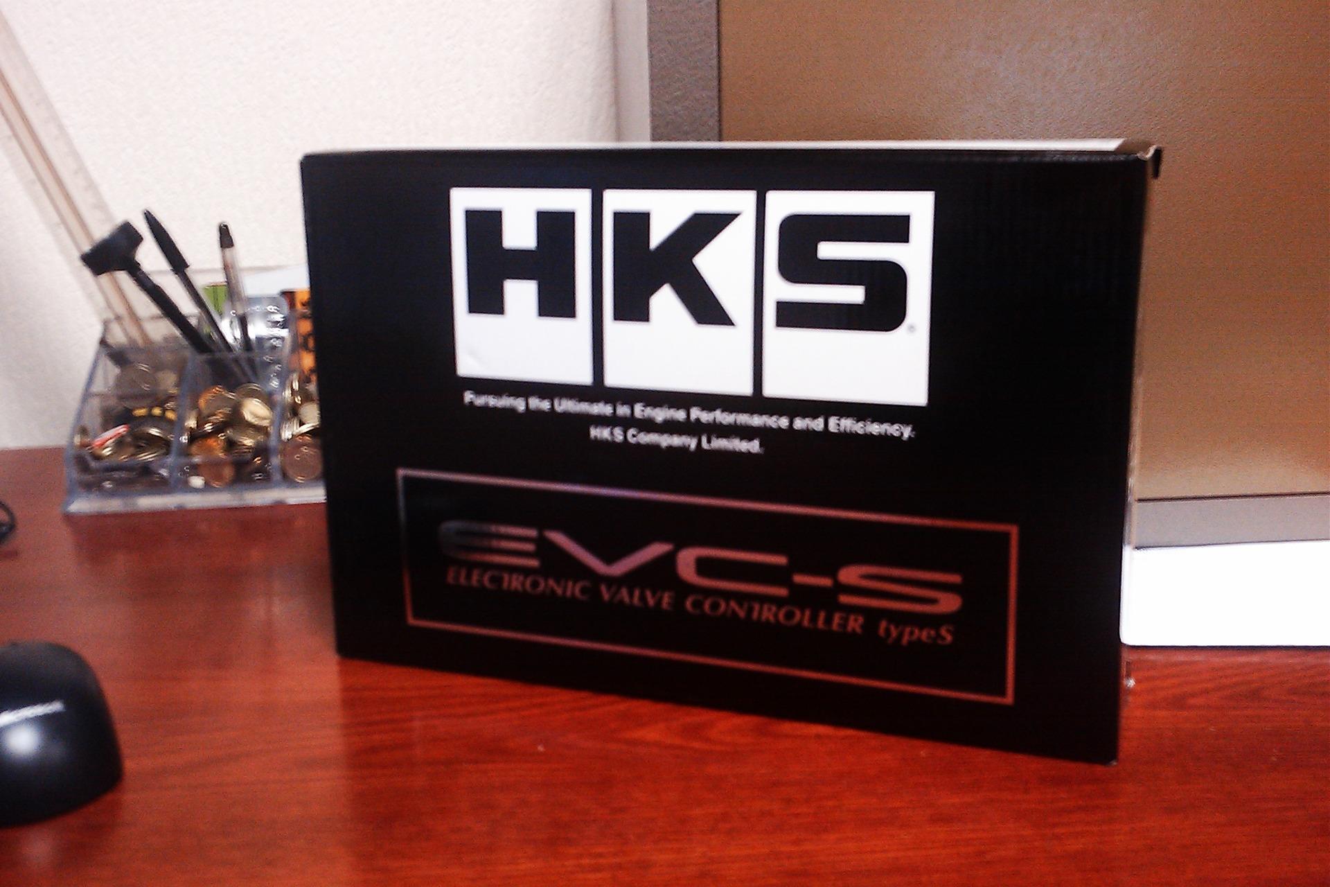 hks evc 3 схема подключения