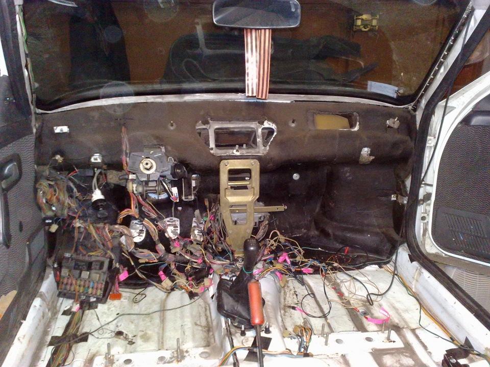 Фото №3 - шумоизоляция моторного отсека ВАЗ 2110