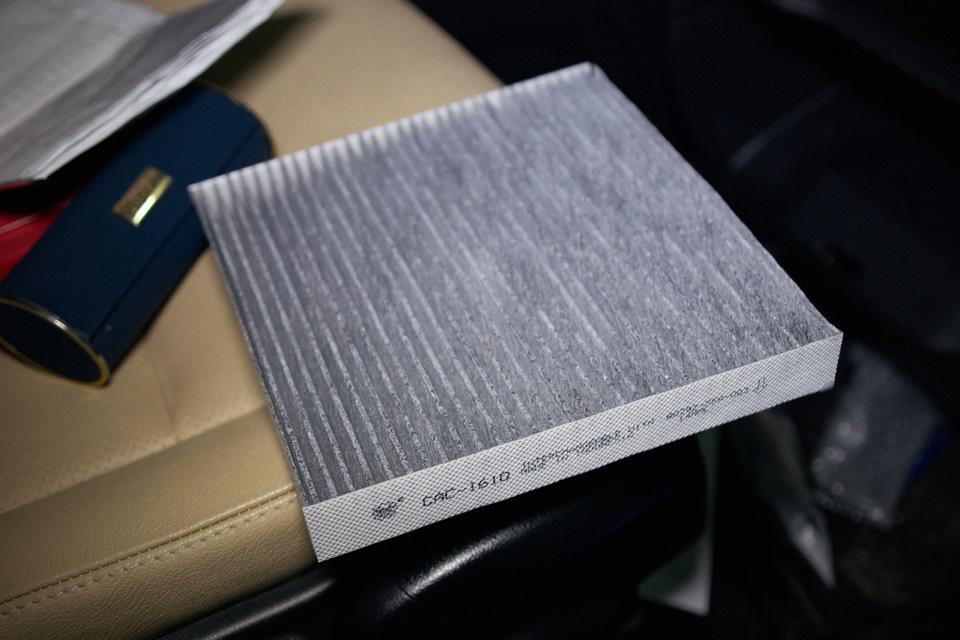 Новый угольный салонный фильтр Honda CR-V