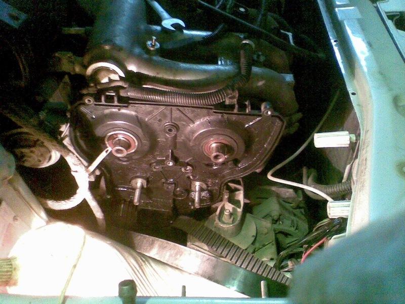 Фото №20 - ремонт помпы ВАЗ 2110
