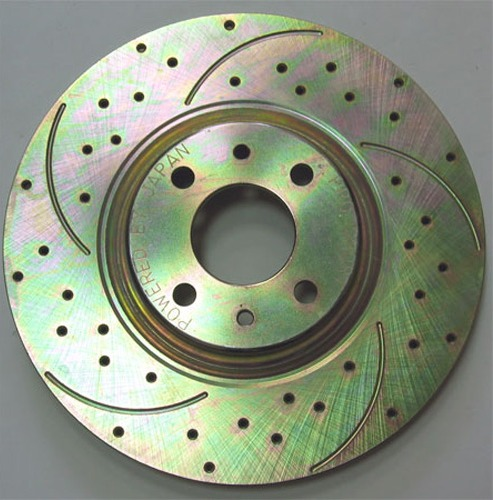 моделей тормозных дисков
