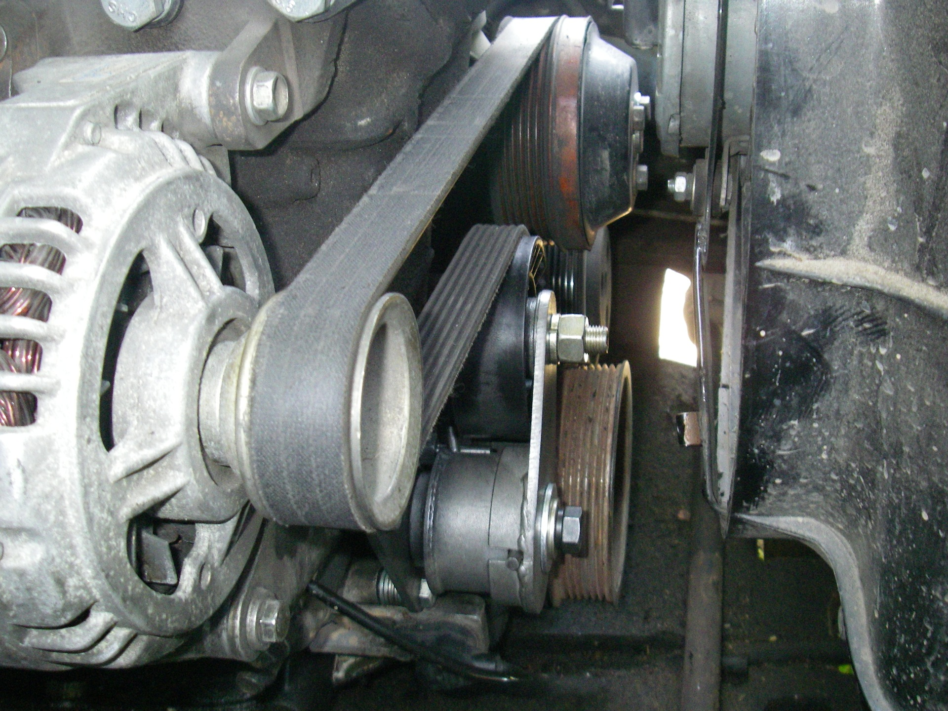 Схема ремня генератора газель фото 327