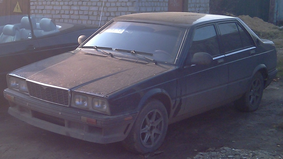 Maserati 430