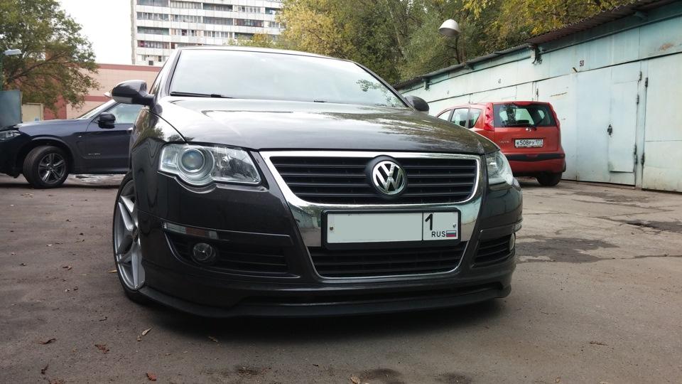volkswagen passat v6 в старом кузове