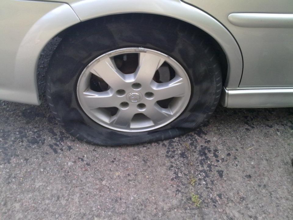 собственник пробила колесо картинки чарльз был