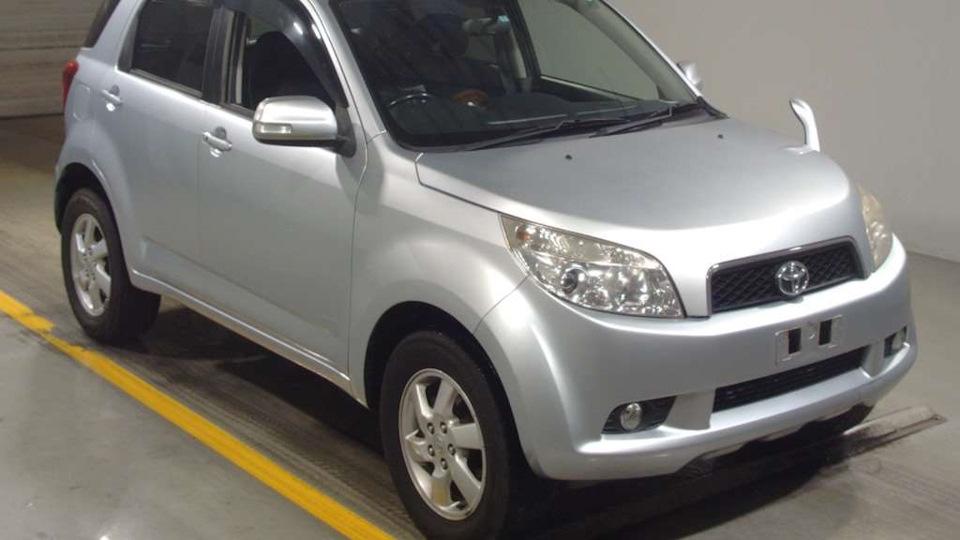 Toyota Rush G J210E | DRIVE2