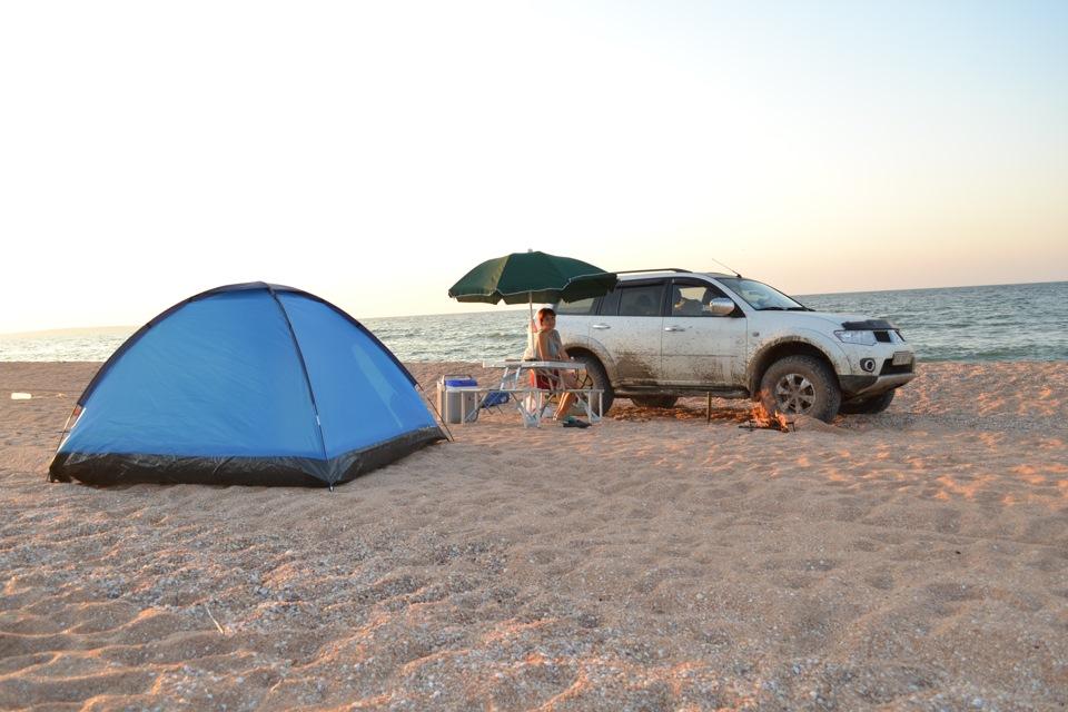 палатка водоем секс