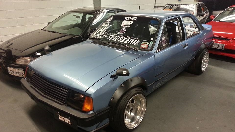 Jdm Cars For Sale >> Chevrolet Chevette Stanced Drift Car | DRIVE2