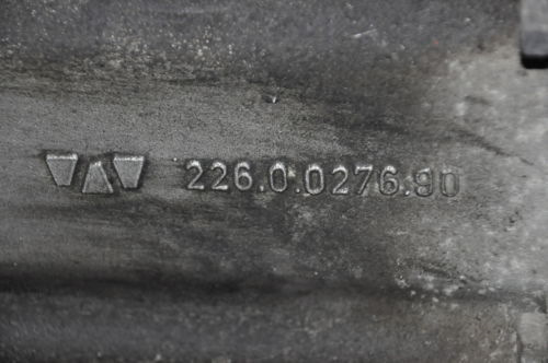 s6s 420g передаточные числа