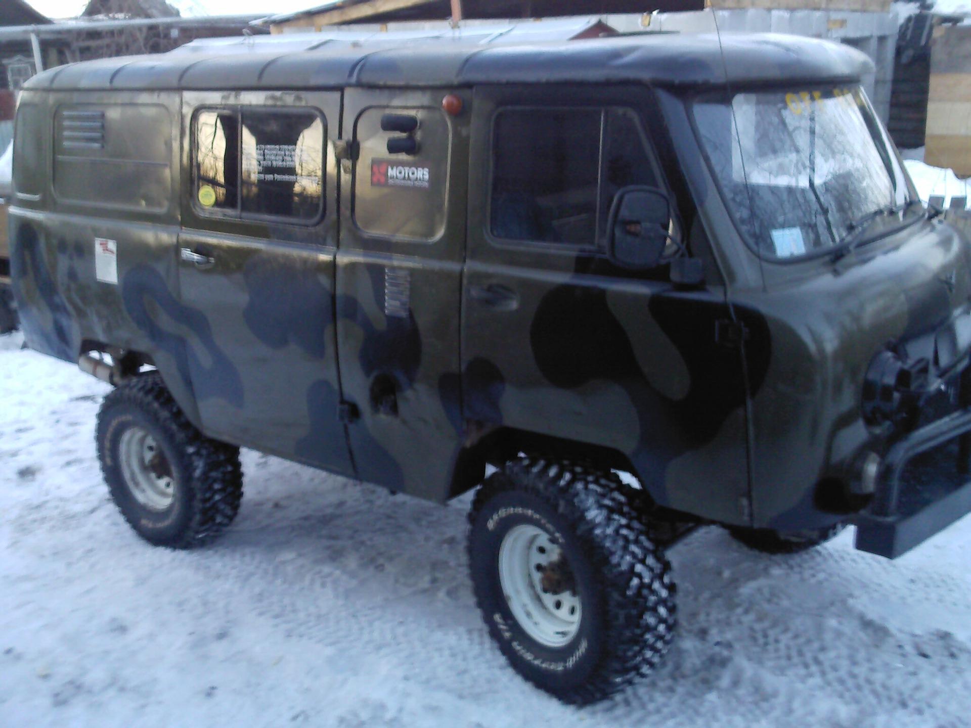 Покраска УАЗа в камуфляж своими руками - Ремонт и тюнинг кузова 66