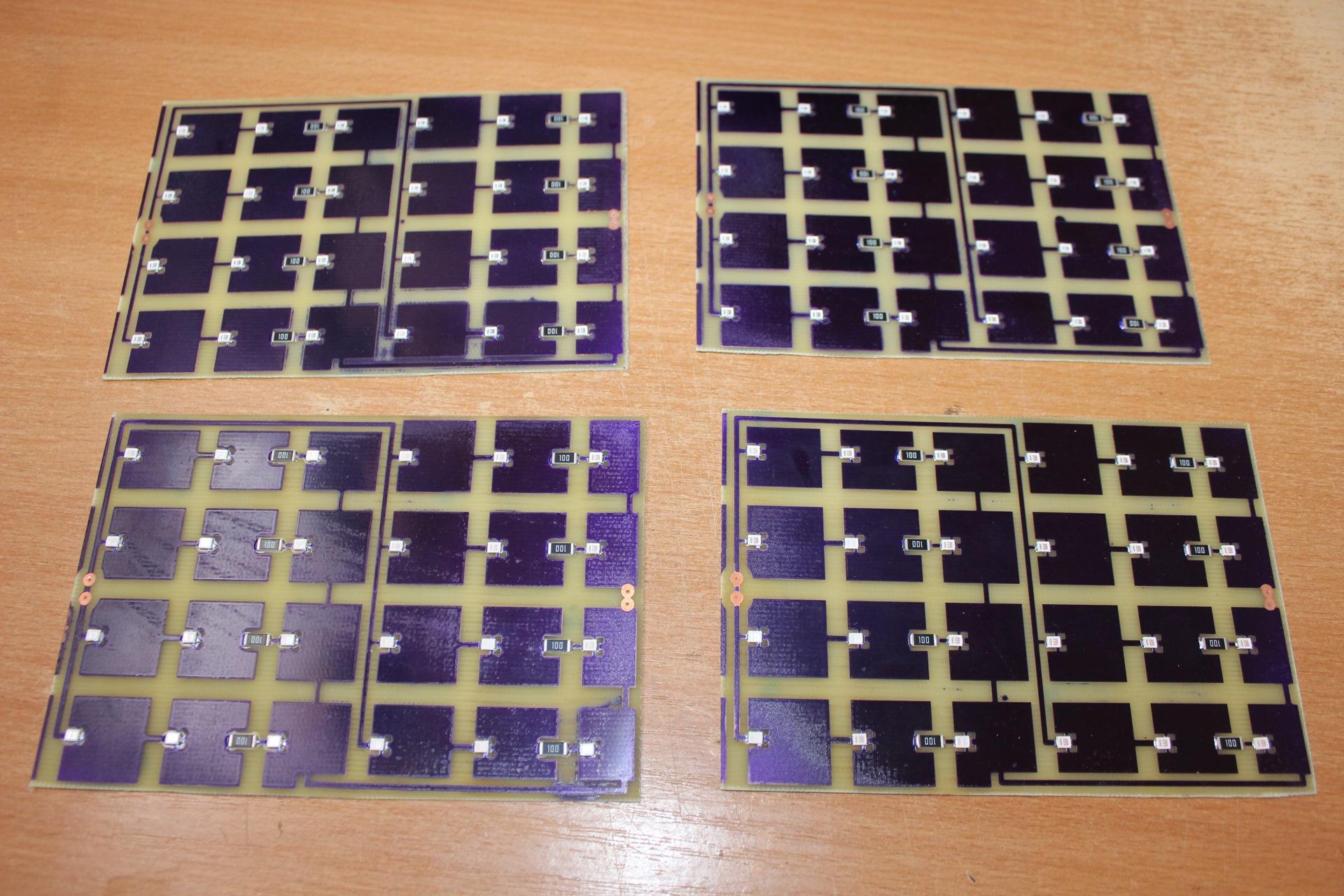 таймер для засветки фоторезиста схема