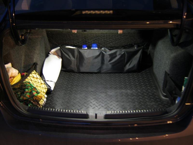 Порядок в багажнике #1. Организация. — Volkswagen Polo Sedan ...