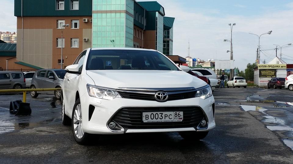 Тойота Камри 2018 новый кузов, цены, комплектации, фото