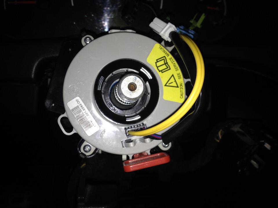 14d49ees 960 - Схема подушек безопасности приора