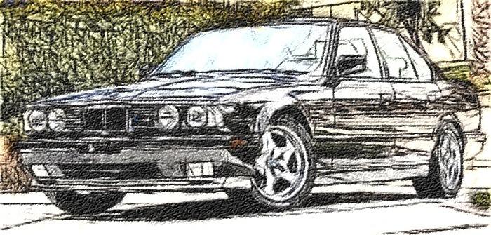Всё о BMW в E34 кузове