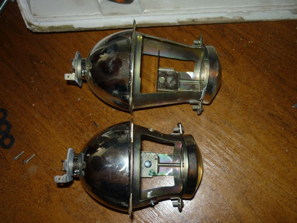 Фото №6 - ремонт противотуманных фар ВАЗ 2110