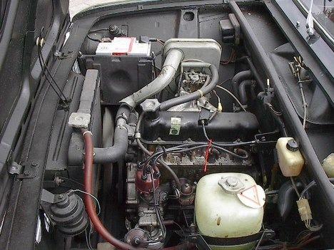фиатовский двигатель и вазовский разница