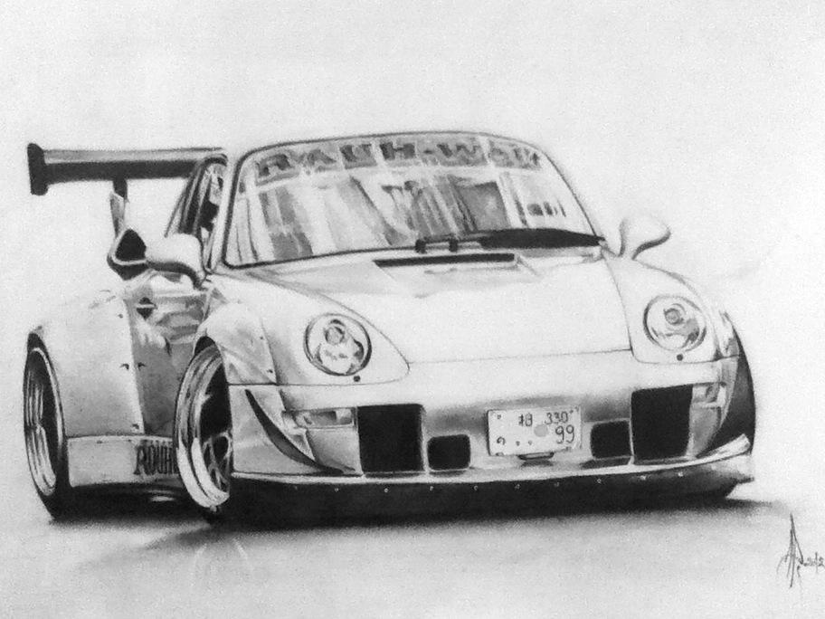 Но думаю пойдёт на продажу на местном форуме клуба Porsche. Porsche 911