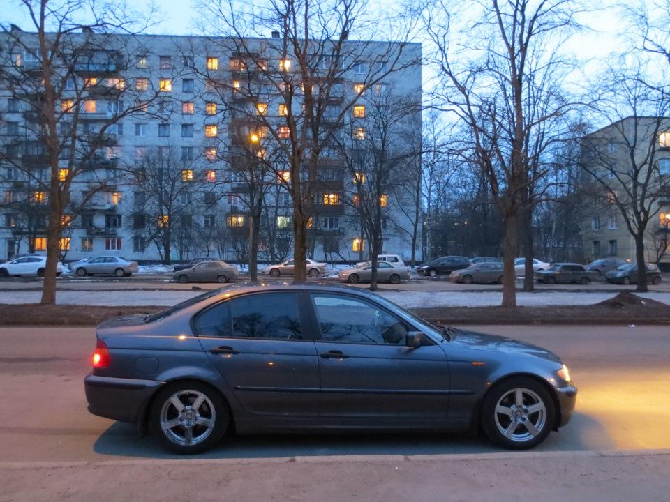 пружины eibach на BMW e38