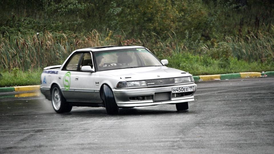Toyota Mark Ii Jzx81 Selfmadedrift Drive2