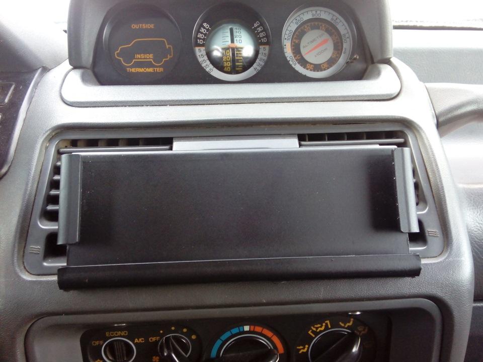 Крепление для планшета в авто своими руками
