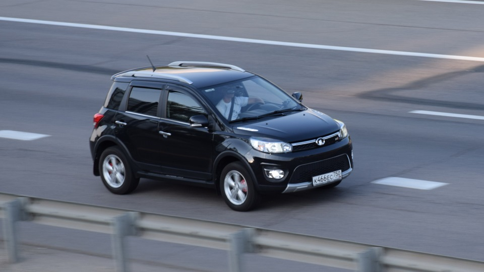 Great wall hover m4 фото