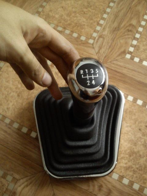 Ручка кпп на ваз 2114