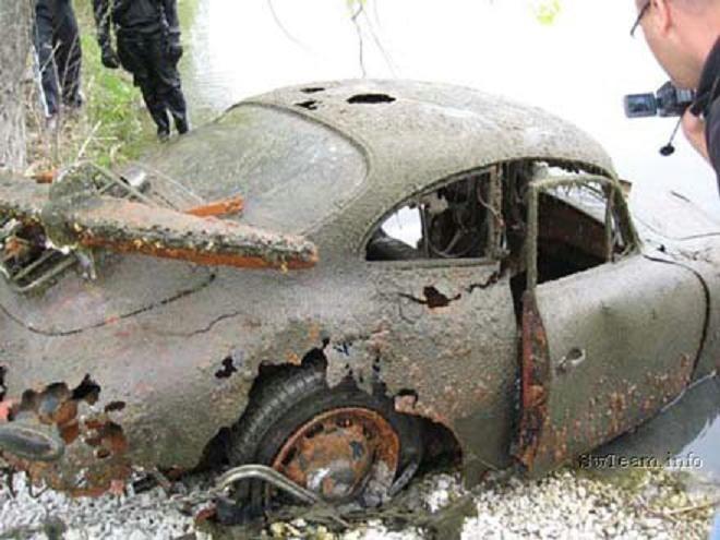 Andrey9000 › блог › брошенные автомобили