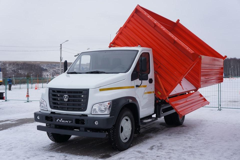 ГАЗ-САЗ-2507: новое шасси, новая платформа, итальянская гидравлика