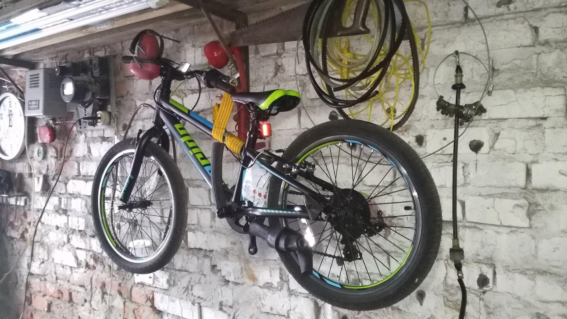 Что такое велогараж ( 9