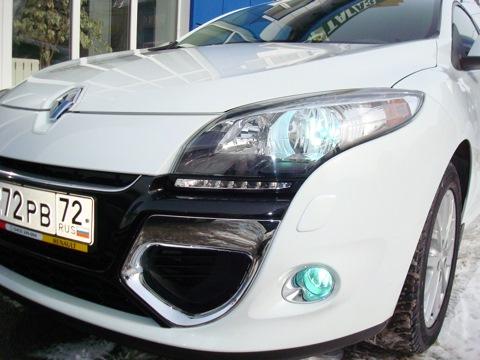 Renault Megane Coupe впечатления от эксплуатации.