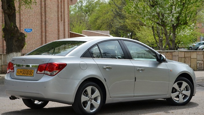 Chevrolet Cruze 16 At Cdx Drive2