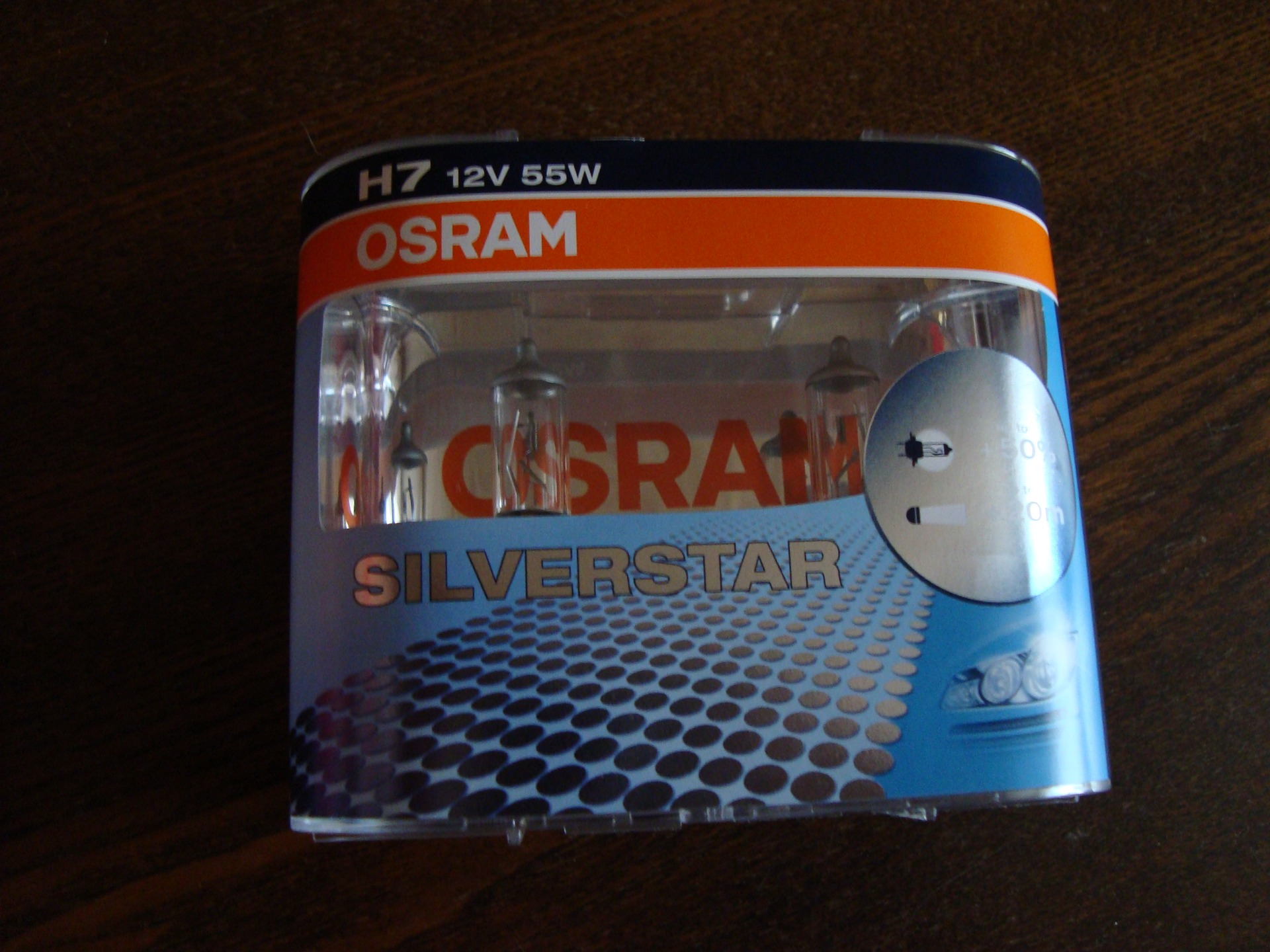 osram h7 silverstar ford focus hatchback. Black Bedroom Furniture Sets. Home Design Ideas