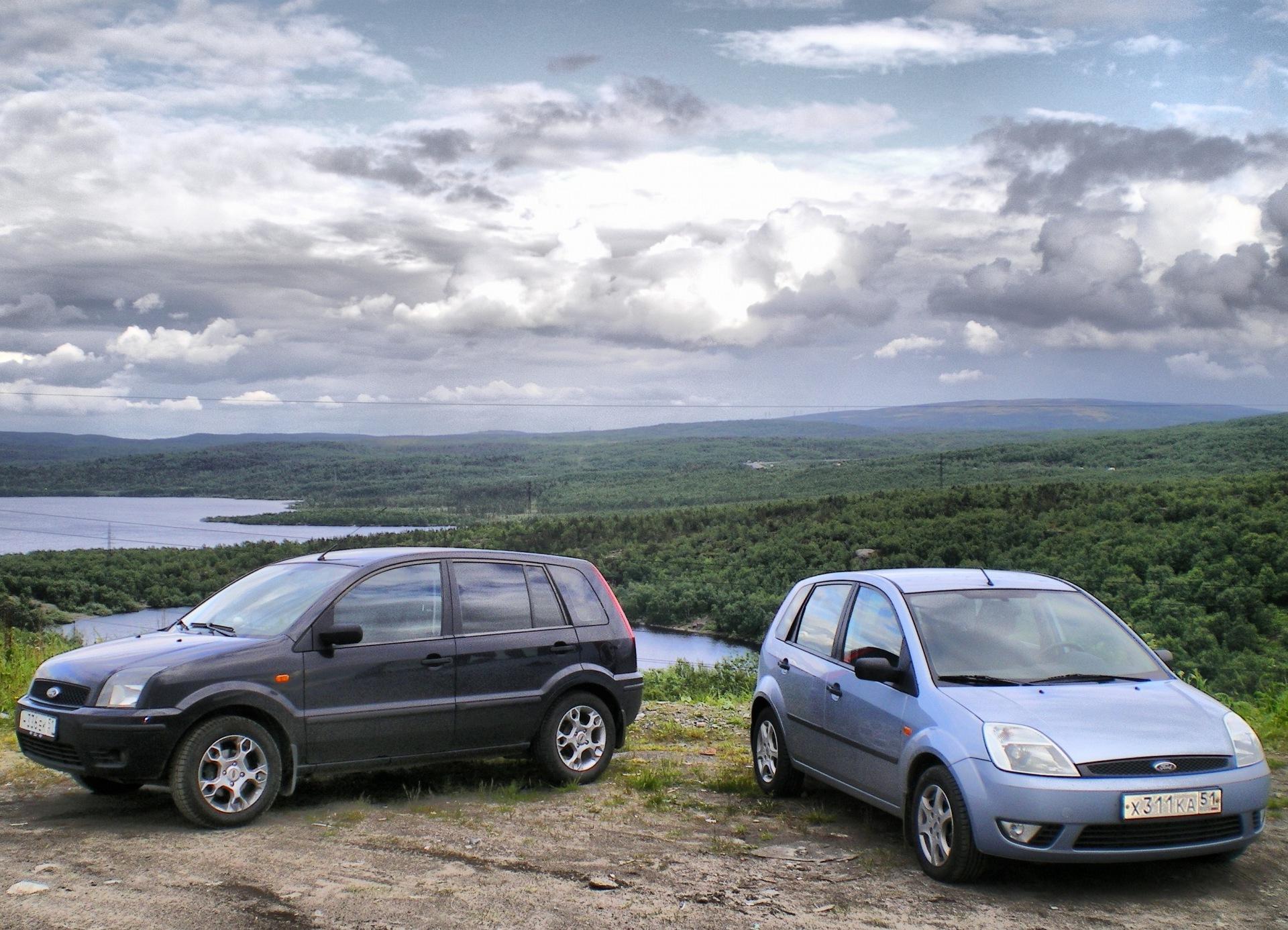 форд фиеста и фьюжн отличия